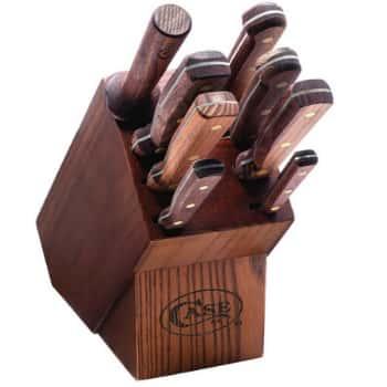 Case kitchen knife set