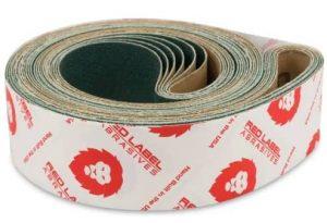 Red Label Abrasives 2 X 72 Inch 36 Grit Metal Grinding Zirconia Sanding Belts
