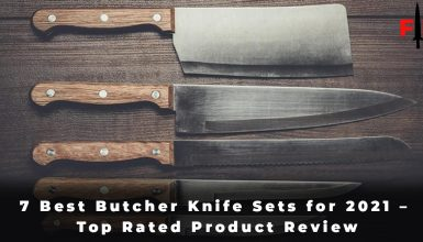 7 Best Butcher Knife Sets for 2021 - Top Rated Product Review