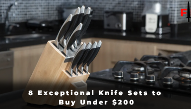 8 Exceptional Knife Sets to Buy Under $200