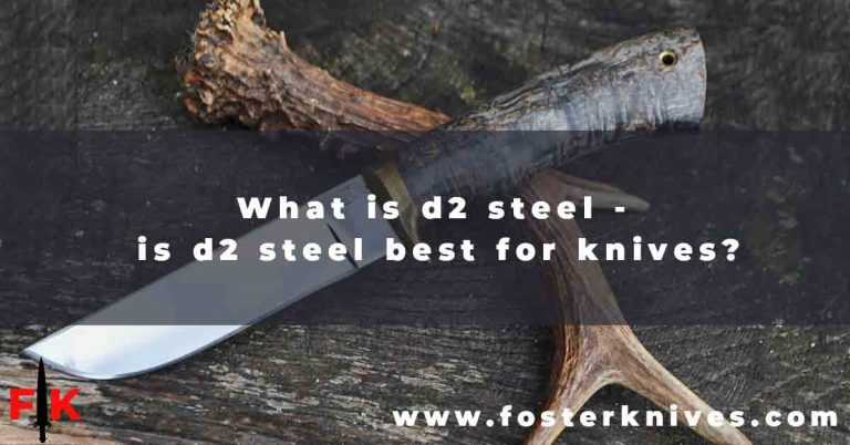 What is d2 steel