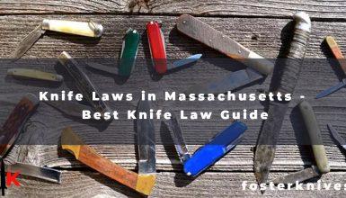 Knife Laws in Massachusetts