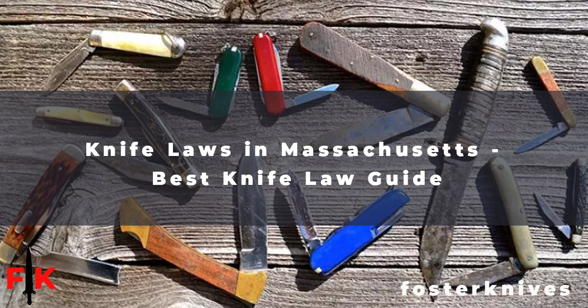 Knife Laws in Massachusetts