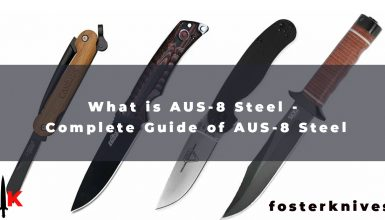 What is AUS-8 Steel - Complete Guide of AUS-8 Steel