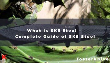 What is SK5 Steel - Complete Guide of SK5 Steel
