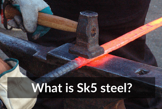 What is Sk5 steel