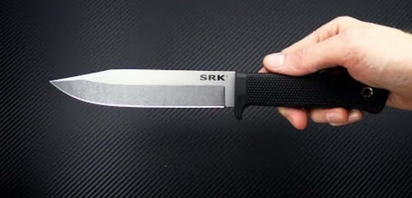 Cold Steel SRK Knife Razor-sharp