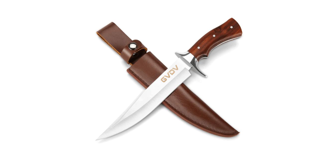 GVDV Fixed Blade Knife