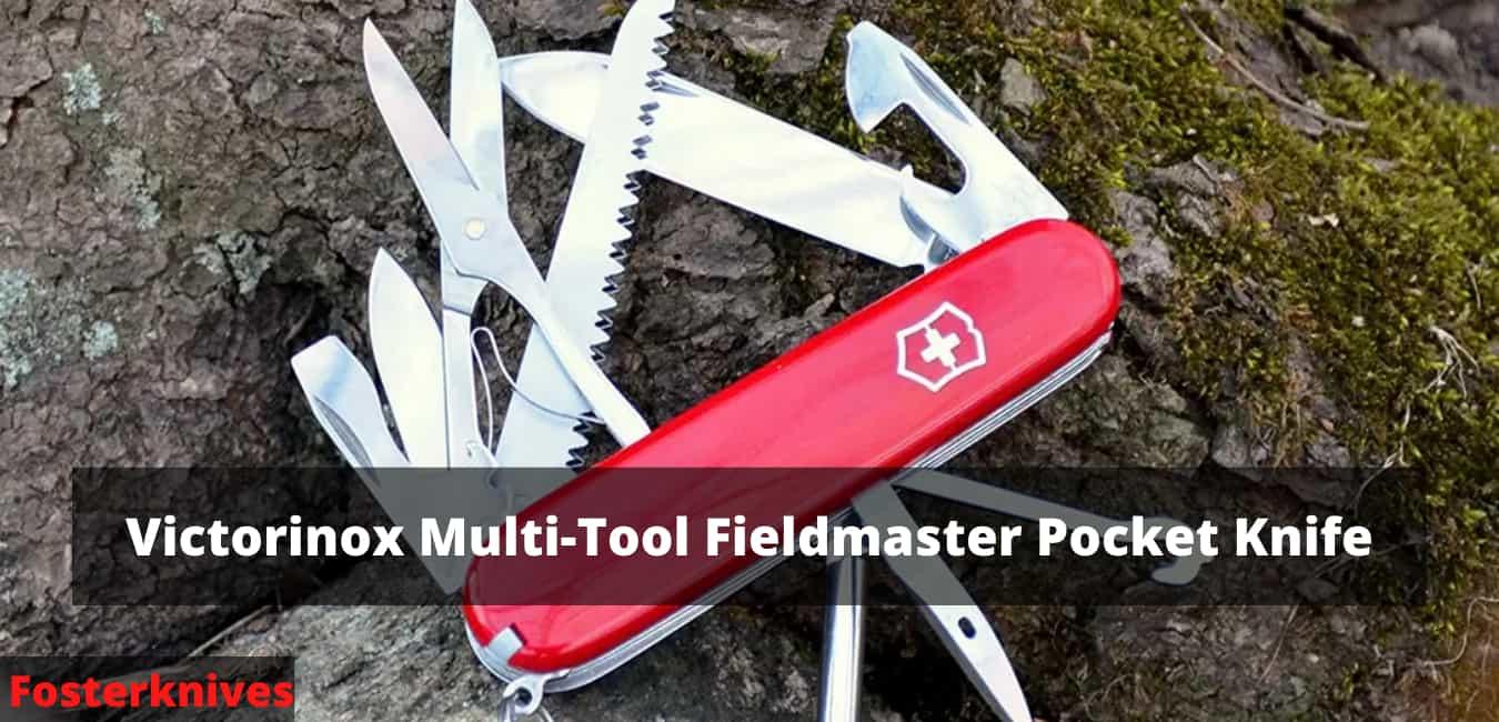 Victorinox Multi-Tool Fieldmaster Pocket Knife