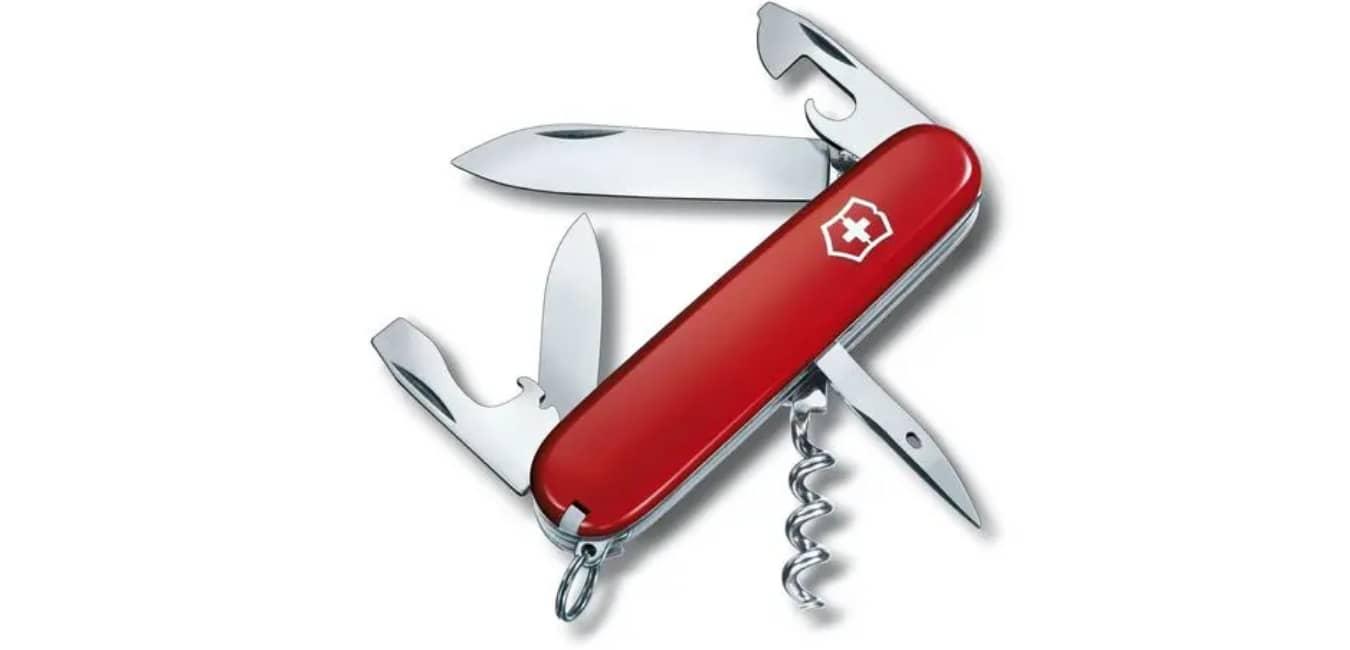 Victorinox Spartan Tools