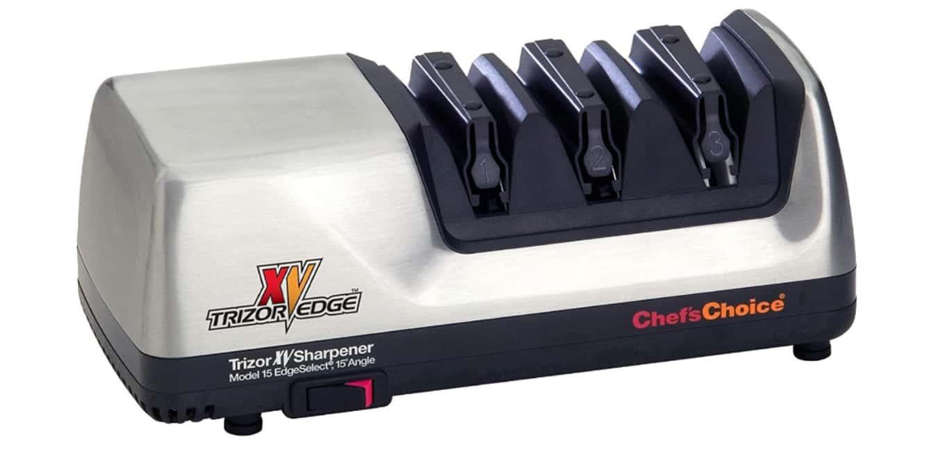 Chef's Choice Trizor XV Edge Select Professional Electric Knife Sharpener