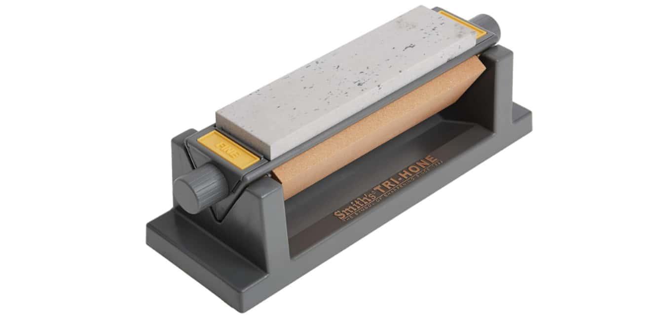 Smith's - TRI6 TRI-6 Arkansas TRI-HONE Sharpening Stones
