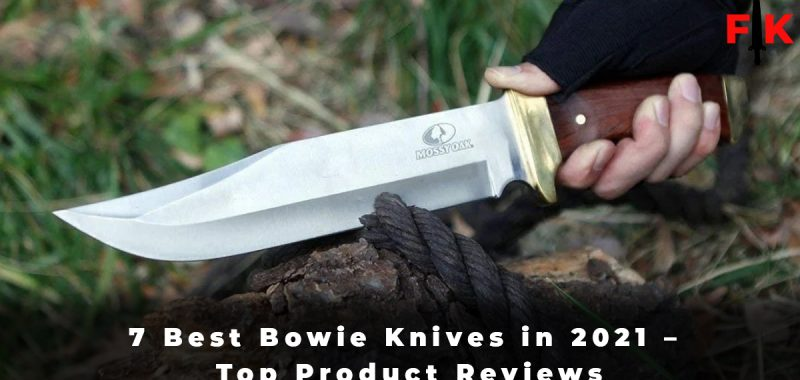 7 Best Bowie Knives in 2021 - Top Product Reviews