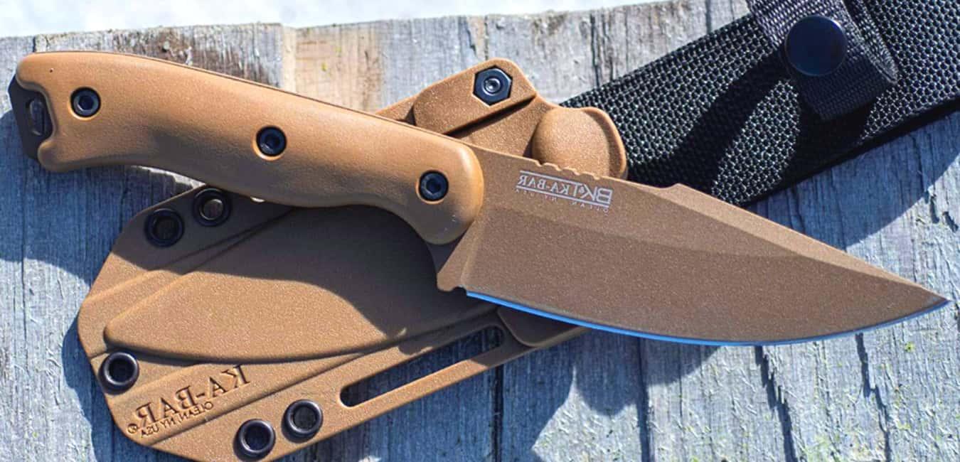 Becker KA-BAR Harpoon Fixed Blade