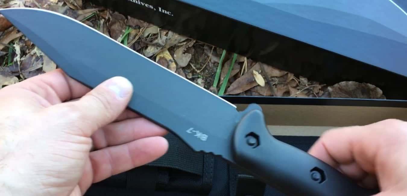 How to Sharpen 1095 CRO-Van Steel