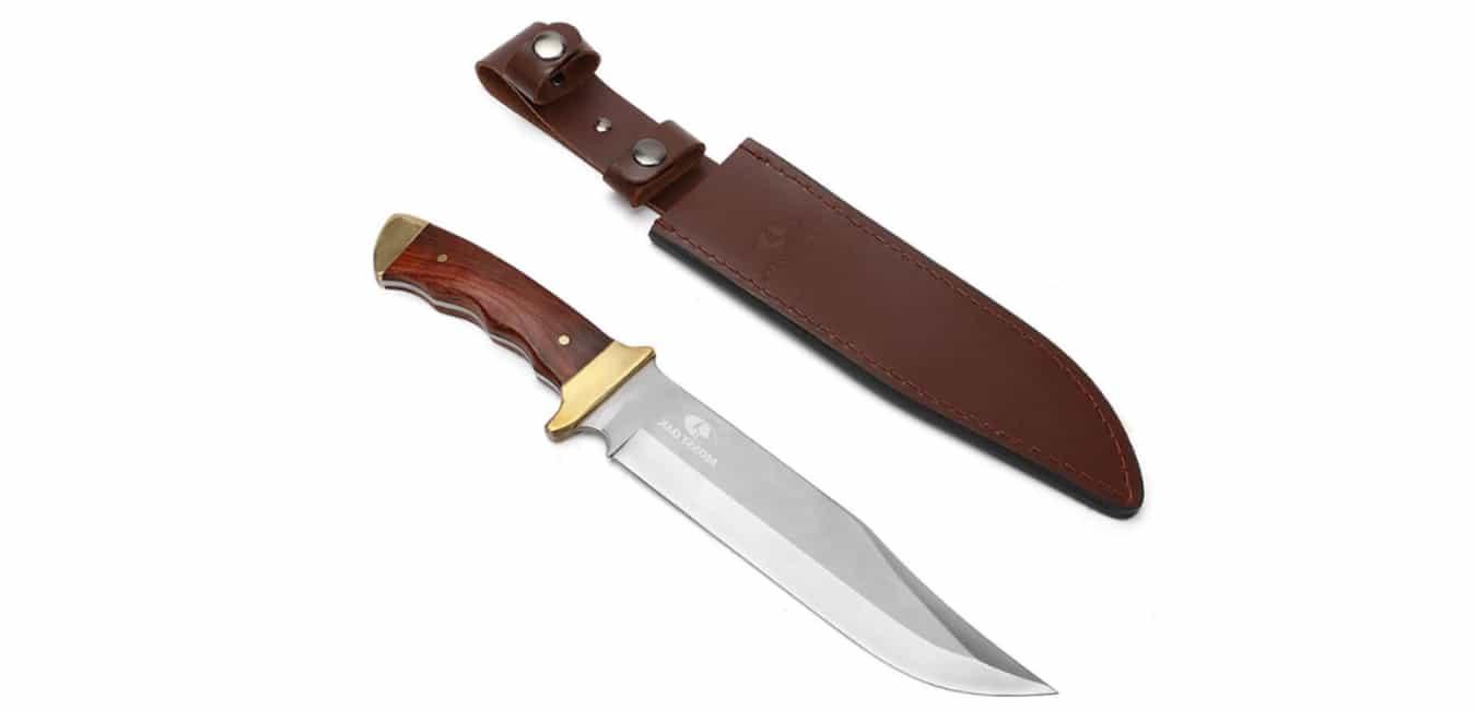 Mossy Oak 14-inch Bowie Knife