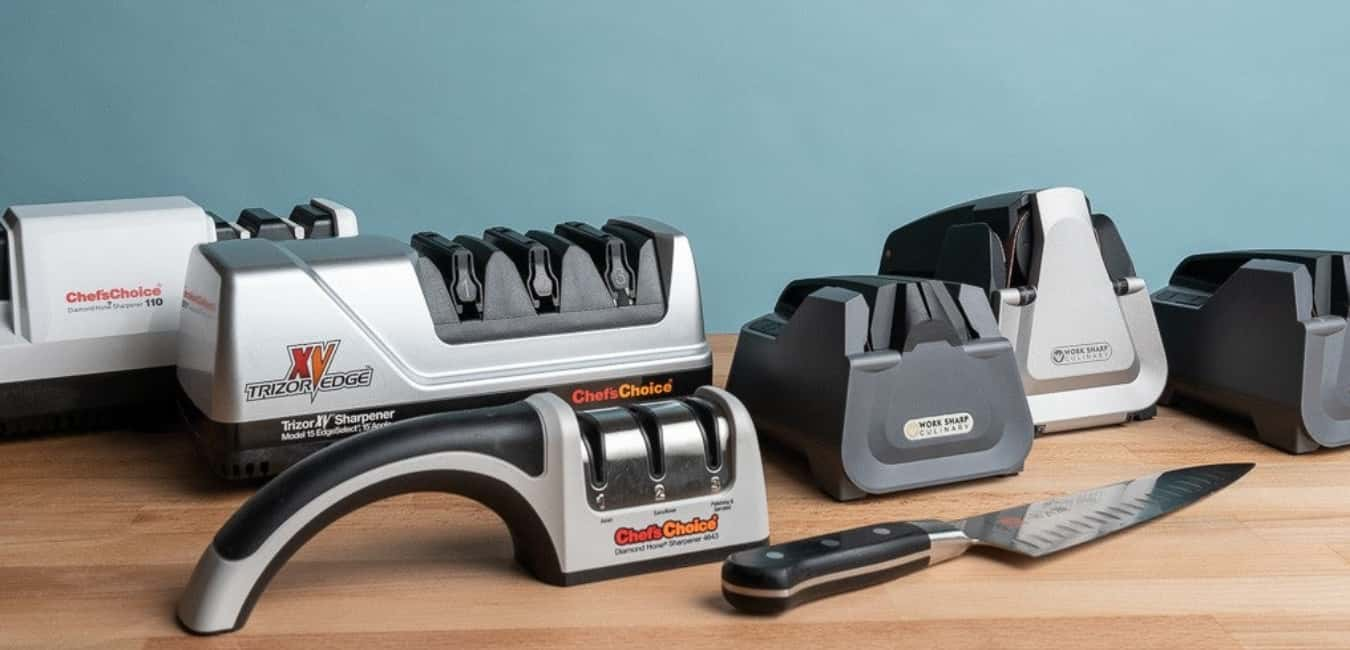 What to Look for in a Knife Sharpener