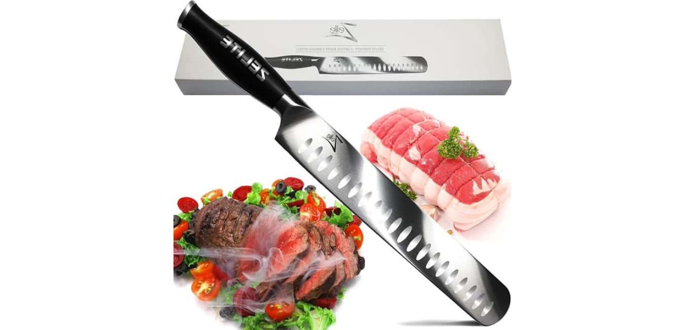 Zelite Infinity Slicing Carving Knife 12 Inch