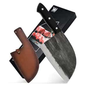 XYJ Forging Serbian Chef Knife - Kitchen Knife