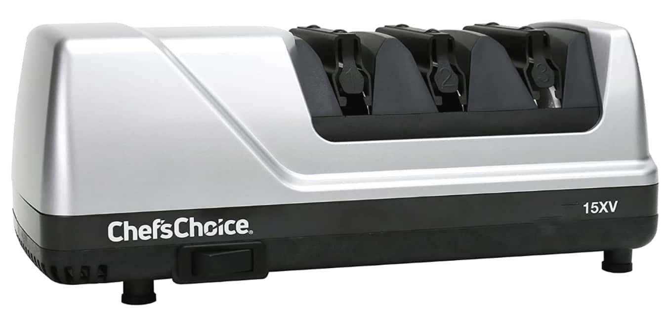 Chef's Choice Trizor xv Edgeselect Knife Sharpener - Specifications