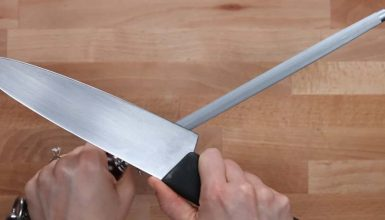 The Best Way to Sharpen a Knife