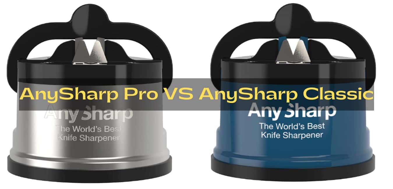 AnySharp pro-VS AnySharp classic