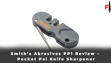 Smith's Abrasives PP1 Review – Pocket Pal Knife Sharpener