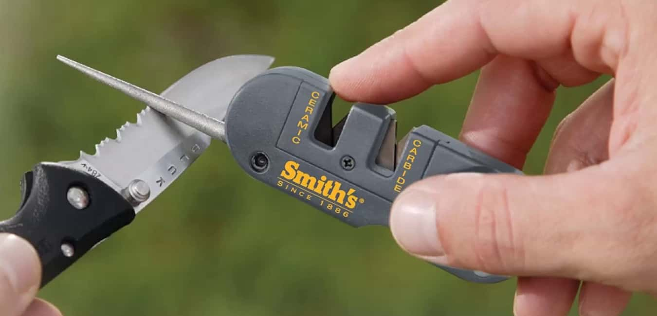 Smith's Abrasives Pocket Pal PP1 Features